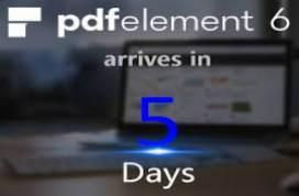 Wondershare PDFelement v6