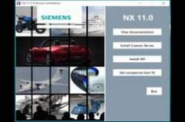 Siemens PLM NX 11