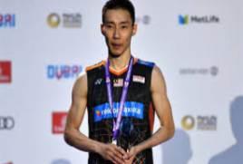 Lee Chong Wei 2018